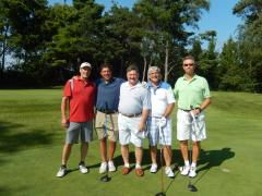 Greek American Rehab & Care Centre Golf Outing at Kemper Lakes