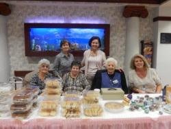 Greek Armerican Rehabilitaiton and Care Centre Women's Auxiliary Mother's Day Luncheon