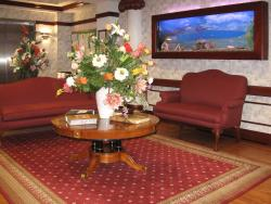 Our comfortable, attractive lobby